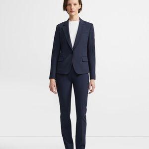 Theory Jackets & Coats - Theory Wool Gabe Navy Blazer